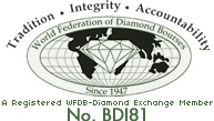 WFDB-Diamond Exchange Member